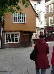 In King's Square near  the Shambles Jun17