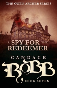 A Spy for the Redeemer (Small) 300p